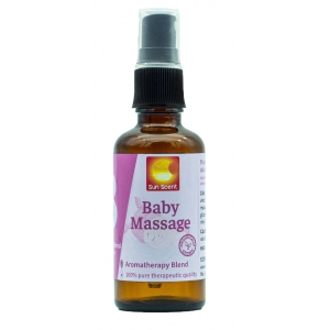 Dầu Baby Massage