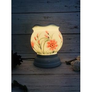 Đèn xông Hoa Bồ Công Anh đỏ