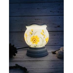 Đèn xông hoa Cúc Nitobe  (cỡ lớn)